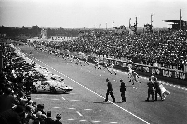 1965 24 Hours of Le Mans