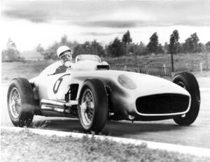 1955 Argentinian Grand Prix: Stirling Moss