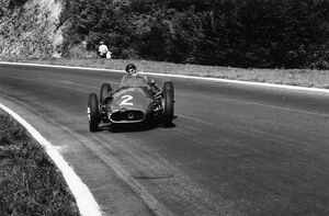 1957 French Grand Prix: Juan Manuel Fangio, 1st position