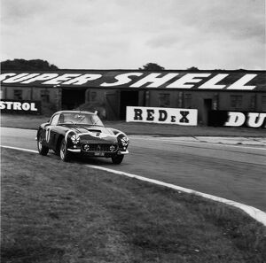 1960 Tourist Trophy: Goodwood, West Sussex, Great Britain. 20th August 1960