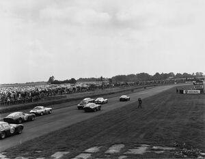 1963 Tourist Trophy: Goodwood, Great Britain. 24th August 1963