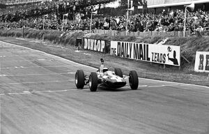 1964 British Grand Prix - Jim Clark: Jim Clark 1st position