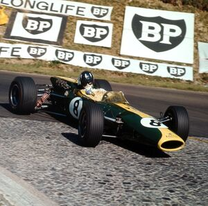 1967 Rouen F2 Grand Prix: Graham Hill, 4th position