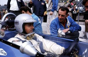 1969 INDY 500: