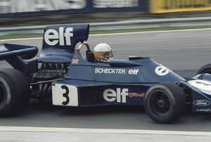 1974 British Grand Prix: Jody Scheckter 1st position