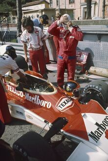 1975 Monaco Grand Prix - Emerson Fittipaldi: Emerson Fittipaldi, McLaren M23 Ford