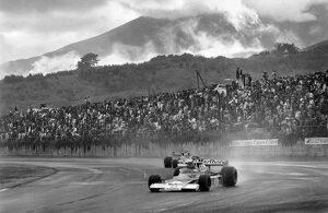 1976 Japanese Grand Prix: James Hunt, 3rd position to clinch the World Championship title