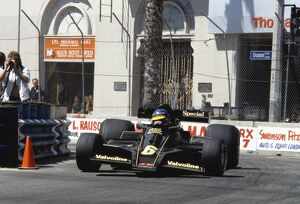 1978 Long Beach Grand Prix - Ronnie Peterson: Long Beach, California, USA