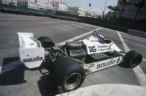 1982 United States Grand Prix West - Keke Rosberg: Keke Rosberg, 2nd position