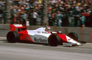 1983 Long Beach Grand Prix: John Watson 1st position, from 22nd place on the grid