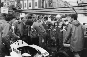 1983 Monaco Grand Prix: Monte Carlo, Monaco.12th - 15th May 1983. Niki Lauda, DNQ