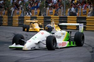 grand prix decades/1980s 1989 f3/formula three heinz harald frentzen raced macau