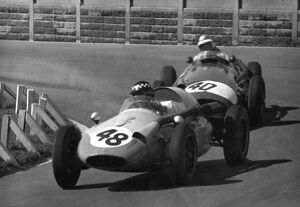Formula One World Championship 1960: Chris Bristow, Cooper Climax