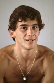Formula One World Championship: Ayrton Senna