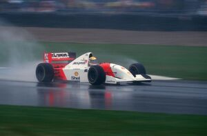 grand prix decades/1990s 1993 formula 1 britain/formula world championship ayrton senna mclaren