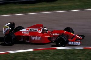 grand prix decades/1990s 1992 formula 1 italy/formula world championship jj lehto bms dallara
