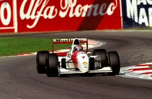 grand prix decades/1990s 1993/formula world championship michael andretti mclaren