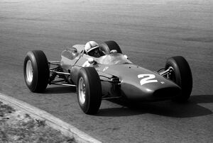 grand prix decades/1960s 1964/formula world championship second place finisher
