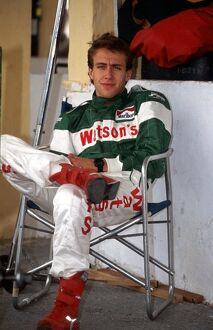 grand prix decades/1990s 1991 f3/international formula three luca badoer failed