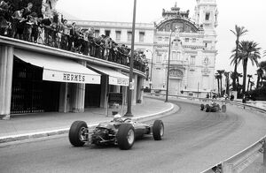 Monaco Grand Prix, Monte Carlo 1965: Formula One World Championship, 1965