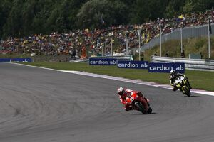 2010 motogp races/rd10 czech republic grand prix/motogp casey stoner marlboro ducati finished