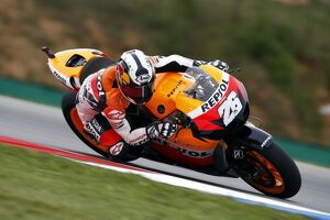 2010 motogp races/rd10 czech republic grand prix/motogp dani pedrosa repsol honda start pole