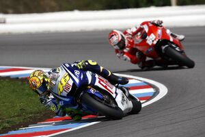 2010 motogp races/rd10 czech republic grand prix/motogp valentino rossi fiat yamaha finished